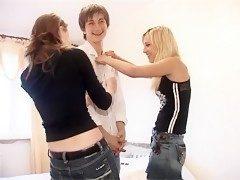 Trojka ruských studentů(homemade)