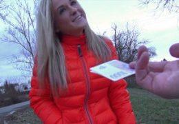 Czech Public Pickups aneb sbalí blondýnu na zastávce
