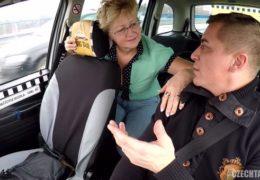 HD Czech Taxi aneb babička je stále při chuti