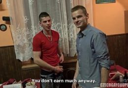 Ze soukromí českých gay párů