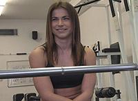 Rychlý prachy 120 Pavla fitness trenérka