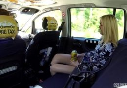 HD Czech Taxi 27