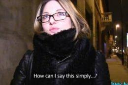 HD Public Agent francouzka Rachel Adjani