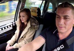 HD Czech Taxi 37 a tvrdý šuk mladé osmnáctky