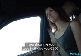 HD PublicAgent sveze mladou českou holku