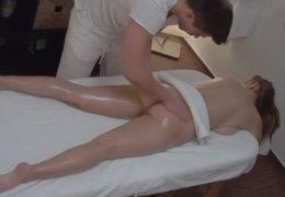 Česká masáž 349 a nádherná kozatice