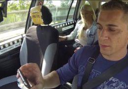 HD Czech Taxi 15 sveze sexy prsatou blondýnu