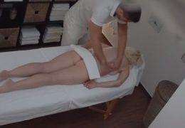 Česká masáž 216 a rajcovní blondýna