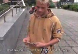 Český gay lovec 52 aneb sbalení mladýho kluka
