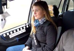 Czech Taxi 33 a mladá nadržená studentka