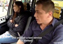 HD Czech Taxi 25 a perverzní holčina