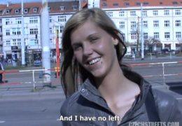 Rychlý prachy 51 plochá studentka Ilona
