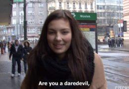 Rychlý prachy 81 studentka Kateřina