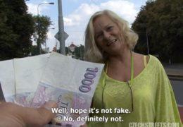 Rychlý prachy 69 a důchodkyně Jarmila
