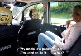HD Czech Taxi 29 aneb divoký sex s blondýnou