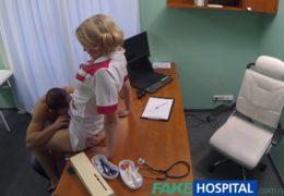 Fake Hospital – aneb pacienta ošetří mladá sexy doktorka