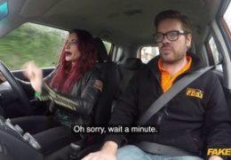 FakeDrivingSchool aneb Diverse Stacey umí řídit nejen auto