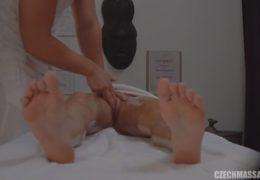Česká masáž 114 aneb chtivá holčina