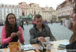 Český páry 12 aneb šukačka v pražským bytě