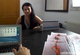 Czech SuperModels 22 aneb usměvavá Kristýna