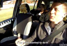 HD Czech Taxi 21 aneb mladá pěkná dračice