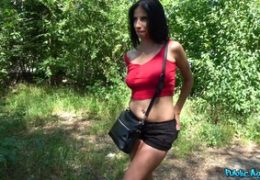 HD PublicAgent sexy mamina Aria Rossi E564