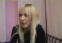 Český gangbang 3 aneb odvážná blondýnka Zuzka