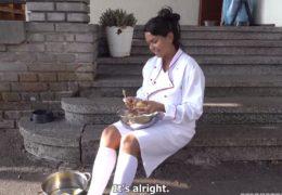 Rychlý prachy 115 aneb mega kozatá slovenka Veronika