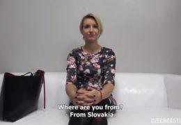 HD CzechCasting studentka práva ze Slovenska Eva 4035