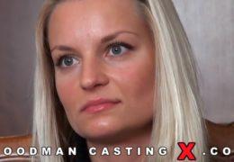 WoodManCastingX další češka na castingu alias Jessie Jazz