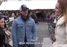 Český páry 31 aneb zdrcený přítel sleduje píchání svojí přítelkyně
