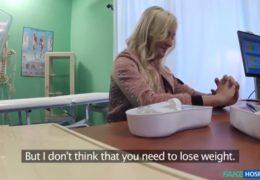 Fake Hospital aneb mladá holka chce zhubnout 7 kilo
