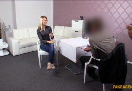 HD FakeAgent aneb trojka s luxusní blondýnkou