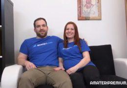 Český amatér si pohrává se svojí gravidní přítelkyni