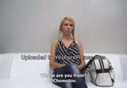 CzechCasting a mladá gogo tanečnice Daniela