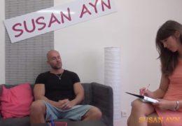 Susan Ayn a test šikovného svalovce z Ostravy