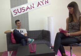 Susan Ayn a šukačka s dvacetiletým mladíkem z Liberce