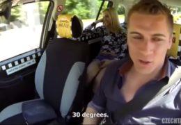 Czech Taxi 27 aneb Pavlínka holka z Berouna
