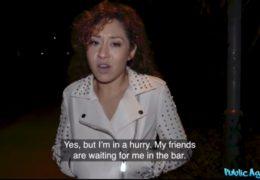 HD Public agent aneb sexy turistka z Mexika paří v Praze