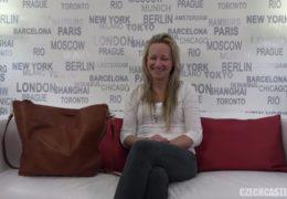 HD Czech Casting aneb Lucie recepční z hotelu v Mostě
