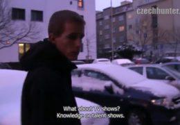 Český gay lovec 76 aneb mladej kluk se nechá překecat