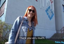 Public agent aneb zrzavá kočička z Kypru na dovolený v Praze