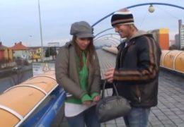 Čeští amatéři šukaj na různých veřejných místech