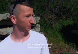Gay lovec opět vyrazil lovit pražský kluky