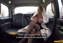 Ceckatá mamina nastoupila do falešnýho taxíku