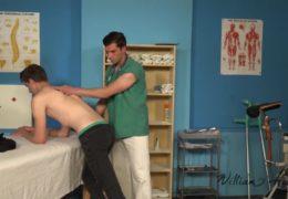 Pacient je gay a pan doktor taky