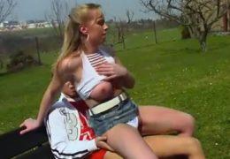 Mrdáme český holky všude kde se jen dá