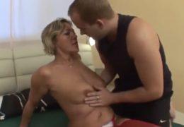 červená hlava amatérské porno