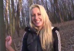 Příjemná rychlovka v lese s českou běžkyní