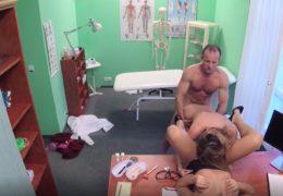 Pacientka se bude divit jaké poměry panují v ordinaci